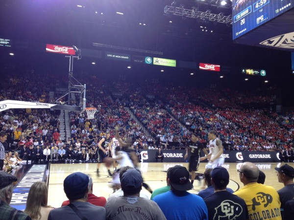 The New Home Of The Pac-12 Tournament Has Been A Rousing Success