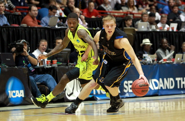 RTC's Summit League Expert Predicts Another NCAA Tournament Appearance For Nate Wolters. (Ronald Martinez/Getty Images)
