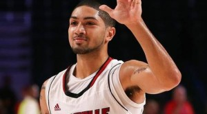 Peyton Siva and Louisville, the tournament's #1 overall seed, begin its quest for a title today against