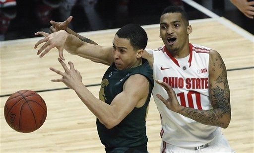 Sunday's title matchup should feature another hard-fought game between two defense-oriented Big Ten stalwarts (AP Photo).