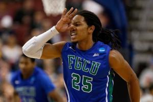 For the second straight day, we saw a huge upset. On Friday it was Florida Gulf Coast sinking Georgetown (Getty).