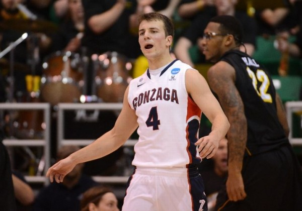 The anti-Gonzaga backlash is about to ramp up considerably (Getty Images).
