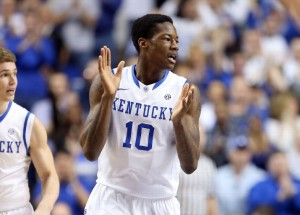 The Wildcats seized the biggest resume boost available in the SEC by knocking off Florida at home (Getty Images).