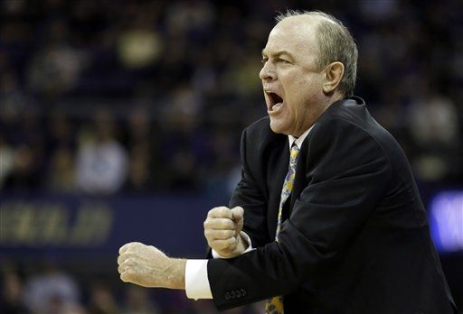 From start to finish, Ben Howland molded his system and got his guys to buy in for a Pac-12 winning-mission (AP Photo).