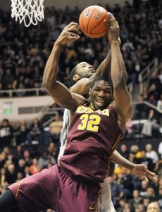 Inconsistency and baffling losses have blighted an otherwise talented and dangerous Gophers squad (AP Photo).