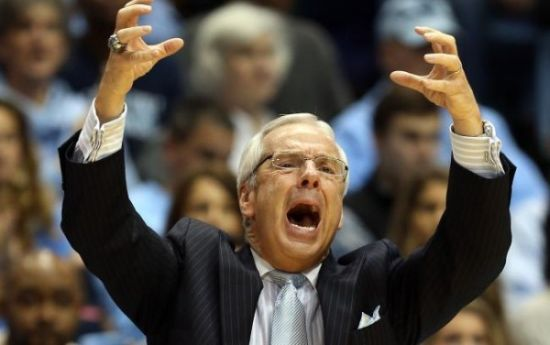 It's Been That Kind of Season For Roy Williams
