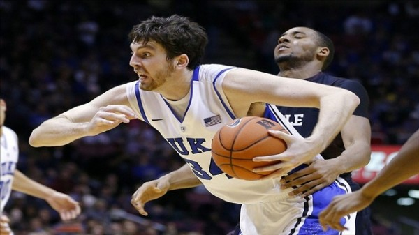 The return of Kelly was the deciding factor in Duke's ACC bout with Miami (USA Today Sports).