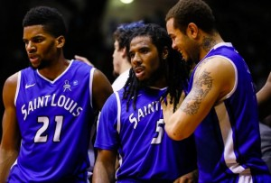 Dwayne Evans, Jordair Jett And The Rest Of The Billikens Are Headed Back To The Big Dance