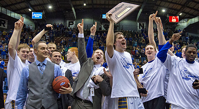 Next Stop For The Jackrabbits: The Big Dance