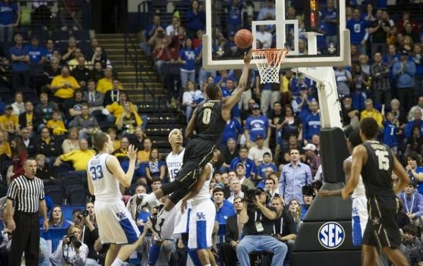 Vandy Took It to the Wildcats Friday Night