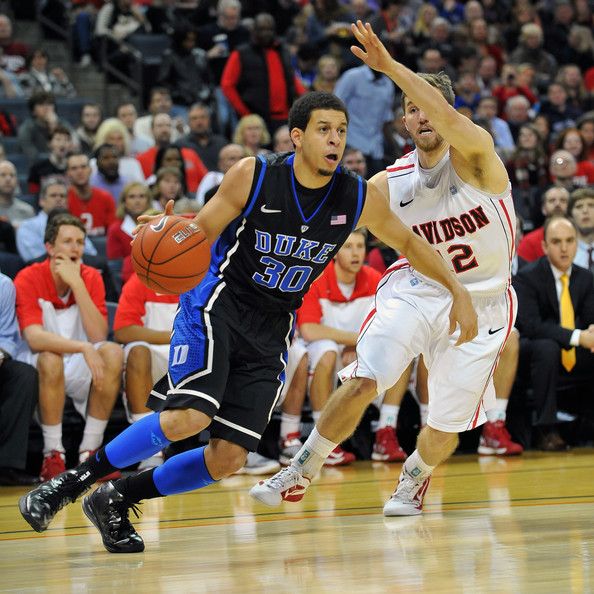 Seth Curry And Duke Are Looking To Avoid Another Monumental Upset -- At All Costs