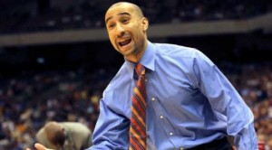 Shaka Smart and his fiest VCU squad jumped all over Akron Thursday night. (Getty)