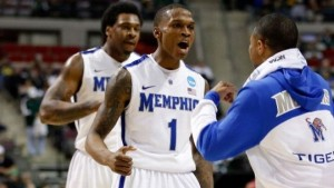 It wasn't easy, but Joe Jackson and Memphis advanced to the third round. (Getty)