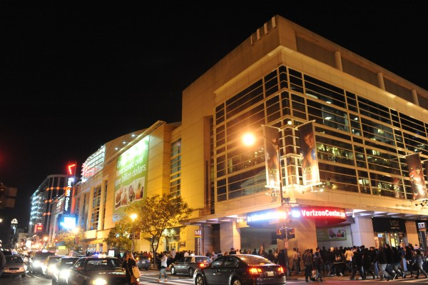 The Verizon Center Will Host This Year's East Regional