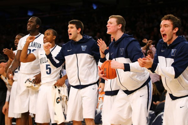 Villanova Should Be Solidly Into the NCAAs Now