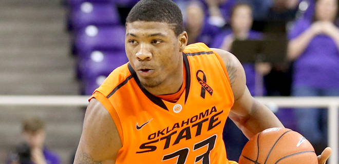 Marcus Smart was terrific against Memphis last night.  (AP Photo).