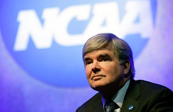 The early decision date is yet another instance of the NCAA putting the well-being of players on the back burner (AP Photo).