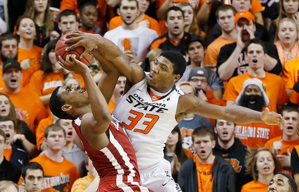 No decision has generated more Buzz than Smart's choice to play another year at Oklahoma State (AP Photo).