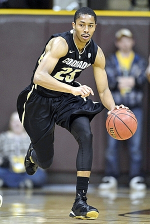Spencer Dinwiddie was key for Colorado's offense this year.