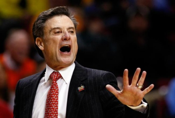 This could be a huge weekend for Pitino (Getty Images).