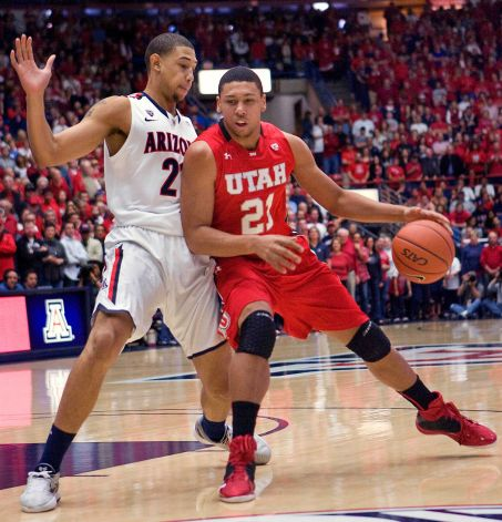Jordan Loveridge Is The Kingpin For An Undertalented Utah Squad