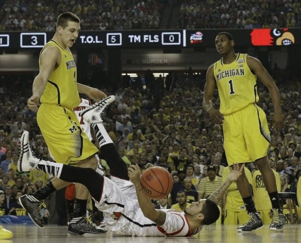 The Great Lakes State will host one of next season's best rivalries, thanks in part to McGary and Robinson III's decisions to eschew the NBA (AP Photo).