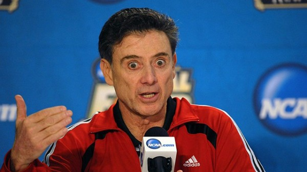 One more win Monday night will put Pitino in exlusive company (US Presswire).