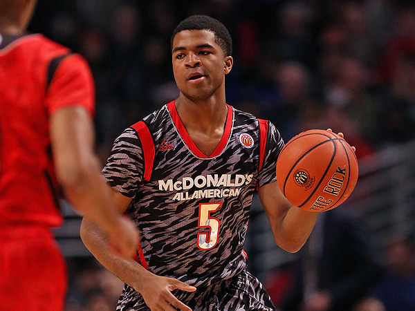 Can Andrew Harrison Become the Next Wall, Teague or Knight? (Getty Images).