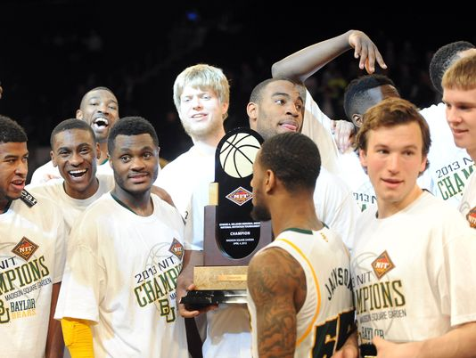 It Wasn't the Championship Baylor Wanted, But the NIT Was a Nice Consolation Prize
