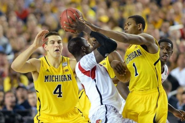 Bringing back two key cogs like McGary and Robinson III gives Michigan enough firepower for a run at a Big Ten championship in 2013-14 (USA TODAY Sports).