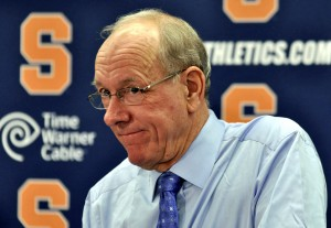 Another Year, Another Exceptional Coaching Job From Boeheim (AP Photo).