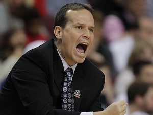 Chris Collins' First Season in Evanston Has Been Challenging So Far