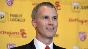 Andy Enfield's Mid-Practice Comment Landed Squarely, Painting USC As The Exciting Los Angeles-Area College Basketball Program (Kirby Lee, USA Today Sports)