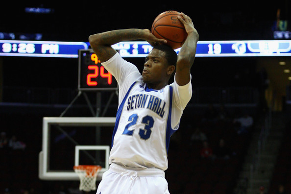 Fuquan Edwin went off for 35 points in an overtime loss to Mercer.