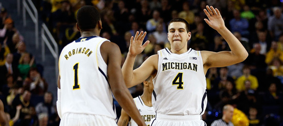 Bringing back two key cogs like McGary and Robinson III gives Michigan enough firepower for a run at a Big Ten championship in 2013-14