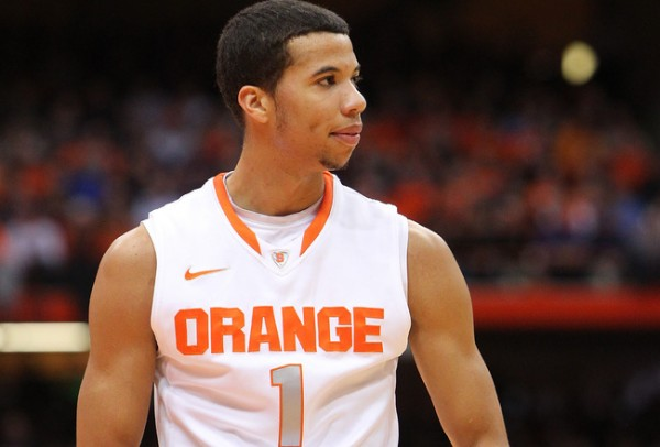 Smart and controlled point guard play from MCW has pushed Syracuse into the Final Four (Getty Images).