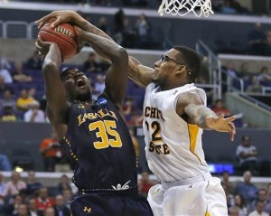 A favorable draw out of the West division helped Wichita State land a spot in Atlanta (AP Photo).