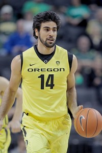 The Addition Of Arsalan Kazemi Was The Final Piece To Dana Altman's Puzzle In 2012-13 (credit: US Presswire)