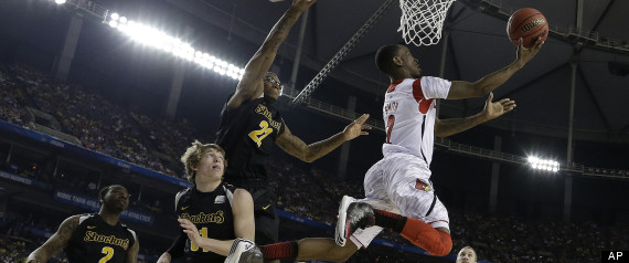 A Potential Rematch Between Louisville and Wichita State Looms