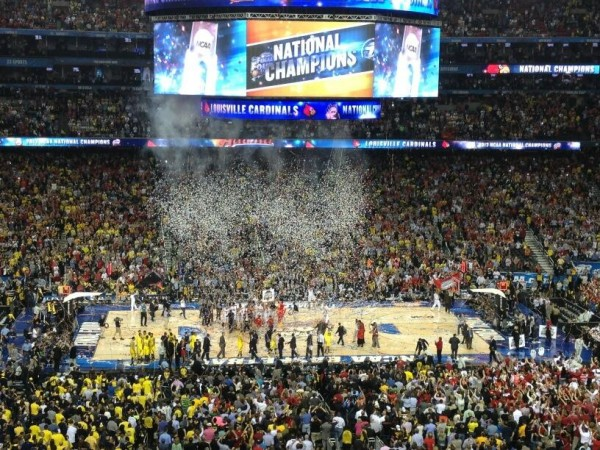 Louisville Wins Its Third National Championship
