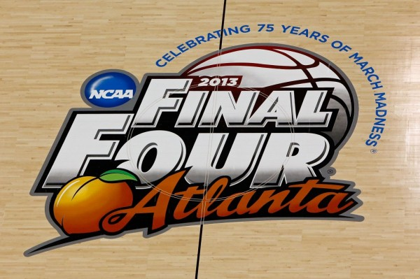 ncaa final four floor 2013