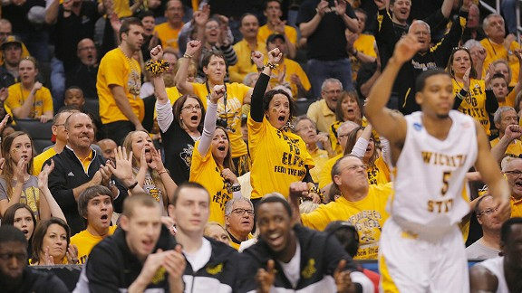 Demetric Williams' And Wichita State Always Have Shocker Faithful In Their Corner