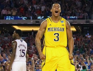 Will Trey Burke bring his winning ways with him to the the NBA?