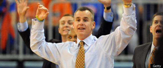 Billy Donovan Led His Team to Another First Round Victory Today (AP)