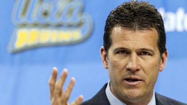 There shouldn't be any head coaching changes in Westwood over the next few years (AP).
