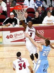Can Chaz Williams and UMass parlay a strong showing in Charleston into a Tournament bid for their long suffering fans?
