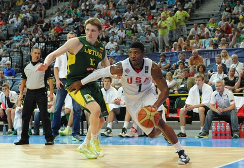 Between Leading The USA U-19 Team To Gold And Making An Appearance At Team USA Camp This Week, Marcus Smart Has Had Himself A Busy Summer