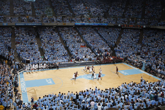 There Is More Trouble In Tar Heel Land