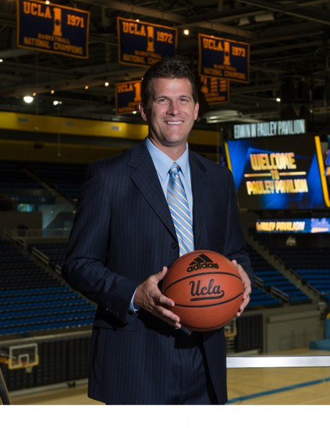 Only 48, Alford Came to UCLA With a Long Coaching History Already Behind Him (Don Liebig/ASUCLA Photography)