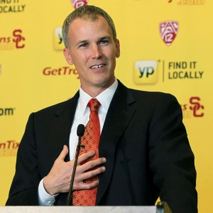 In His Third Season, Andy Enfield's Plan Is Coming Together (USC Athletics)